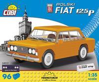 bouwpakket Youngtimer Polski Fiat 125P 96 delig (24522)
