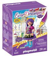PLAYMOBIL EverDreamerz Viona Comic World 28 delig (70473)