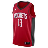 Nike James Harden Rockets Icon Edition 2020 Swingman  NBA-jersey - Rood