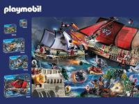 Playmobil 70322 Adventskalender Schattenjacht in de Piraten-inham