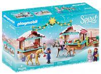 PLAYMOBIL Spirit Riding Free Kerstmis in Miradero (70395)