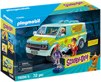 PLAYMOBIL Scooby-Doo ! - Mystery Machine 70286