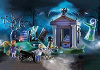 PLAYMOBIL Scooby-Doo ! - Op het kerkhof 70362