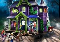 PLAYMOBIL Scooby-Doo ! - Avontuur in Mystery Mansion 70361