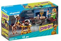PLAYMOBIL Scooby doo Avondmaal met Shaggy junior (70363)