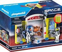 PLAYMOBIL Space speelbox ruimtestation (70307)