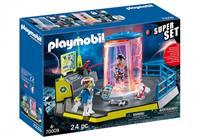 PLAYMOBIL Space SuperSet Ruimte politie (70009)