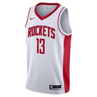Nike James Harden Rockets Association Edition 2020 Swingman  NBA-jersey - Wit