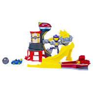 Mighty Pups Charged Up Mighty Meteor Track Set + Voertuig