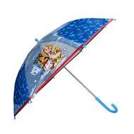 Paraplu Transparant/Blauw