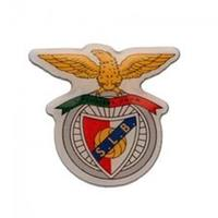 Taylors Football Souvenirs Benfica Badge - Wit/Goud