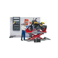 Bruder Werkplaats Motoren B World