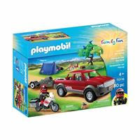 PLAYMOBIL 70116 Pick-Up Truck Adventure