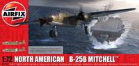 North American B25B Mitchell Series 6 1:72 Air Fix Model Kit