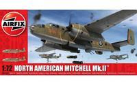 North American Mitchell Mk.II Series 6 1:72 Air Fix Model Kit