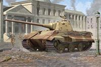 Military German E-50 Standardpanzer