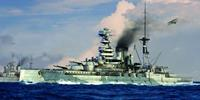 Boats HMS Barham 1941