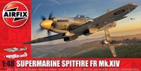 Supermarine Spitfire FR Mk.XIV Airfix 1:48 Model Kit