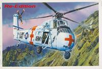 Planes / Helicopter HH-34 US Army Rescue