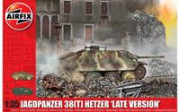 JagdPanzer 38 tonne Hetzer Late Version 1:35 Tank Air Fix Model Kit