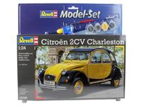 Revell Model Set Level 3 - Citroën 2CV Charleston 1:24