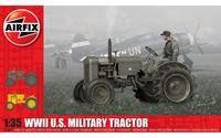 WWII U.S. Military Tractor 1:35 Tank Air Fix Model Kit