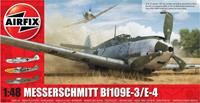 Messerschmitt Me109E-4/E-1 Series 5 1:48 Air Fix Model Kit