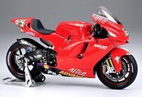 Tamiya 300014101 Ducati Desmosedici #65 MotoGP´03 Motorfiets (bouwpakket) 1:12