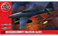 Messerschmitt Me262B-1a/U1 Series 4 1:72 Air Fix Model Kit