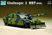 Military Challenger II MBT Kfor