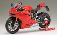 Tamiya 300014129 Ducati 1199 Panigale S Motorfiets (bouwpakket) 1:12