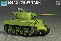 Military M4A3 76(W) Tank