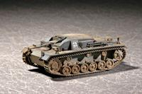 Military German SturmGeschutz III Ausf.B