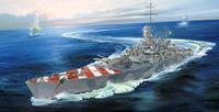 Boats Italian Navy BattleShip RN Roma 1943