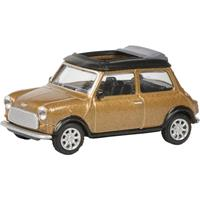 schuco Mini Cooper braun met. 1:64 Auto