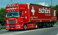 Italeri 3918 Planen-Auflieger Vrachtwagen (bouwpakket) 1:24