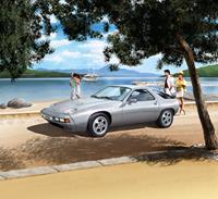 Revell 07656 Porsche 928 Auto (bouwpakket) 1:16