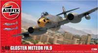 Gloster Meteor FR.9 Series 9 1:48 Air Fix Model Kit