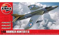Hawker Hunter F.6 Series 9 1:48 Air Fix Model Kit