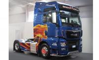 Italeri 510003916 MAN TGX XXL D38 E6 Vrachtwagen (bouwpakket) 1:24