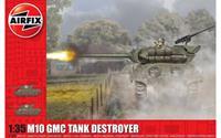 M10 GMC Tank Destroyer 1:35 Tank Air Fix Model Kit