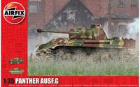 Panther G 1:35 Tank Air Fix Model Kit