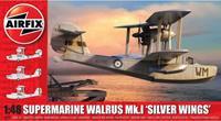 Supermarine Walrus Mk.1 'Silver Wings' Series 9 1:48 Air Fix Model Kit