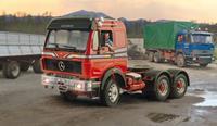 Italeri 3943 Mercedes-Benz 2238 6x4 Vrachtwagen (bouwpakket) 1:24