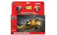 Westland Sea King HAR.3 1:72 Air Fix Large Starter Set