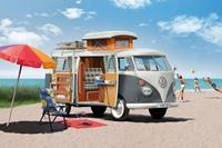 Revell 07674 VW T1 Camper Auto (bouwpakket) 1:24