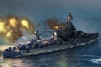 Boats USS Texas BB-35
