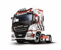 Italeri 3934 Iveco HI-WY E5 Abarth Vrachtwagen (bouwpakket) 1:24