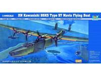 Planes / Helicopter Japan Type 97 Mavis Flying Boat H6K5/23