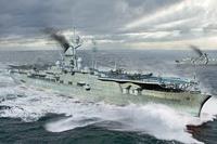Boats German Navy Aircraft Carrier DKM Peter Strasser